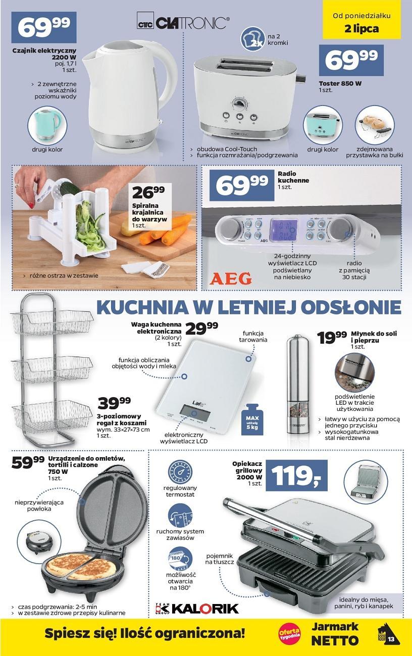 Gazetka promocyjna Netto do 07/07/2018 str.12