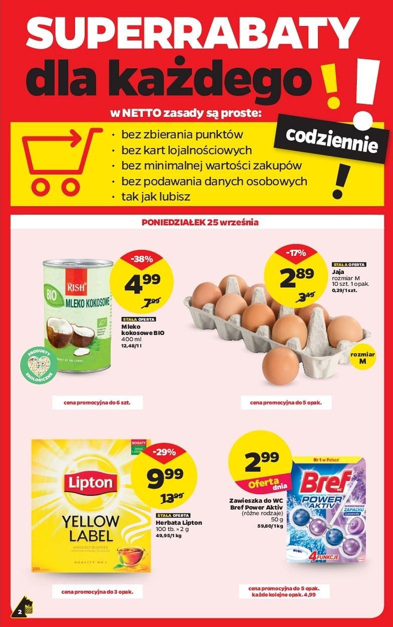 Gazetka promocyjna Netto do 01/10/2017 str.1
