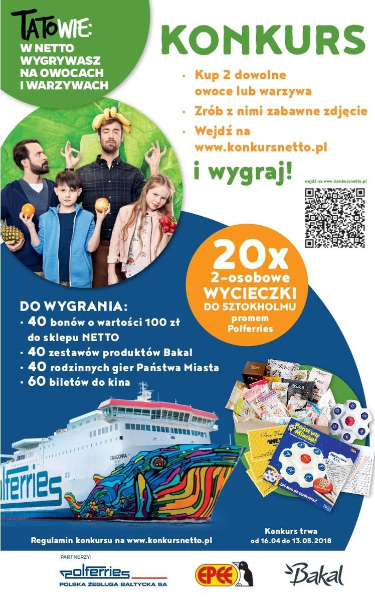 Gazetka promocyjna Netto do 21/04/2018 str.9