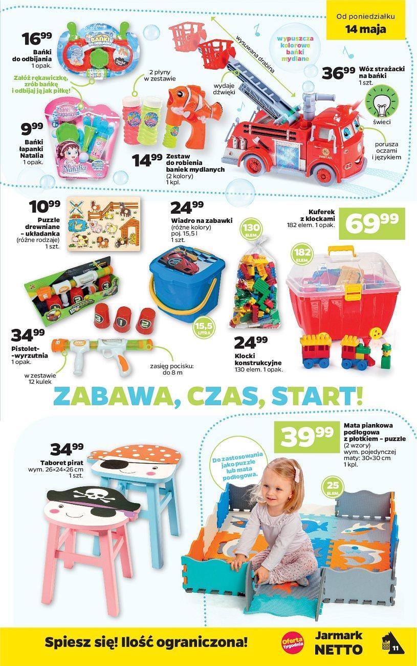 Gazetka promocyjna Netto do 19/05/2018 str.11