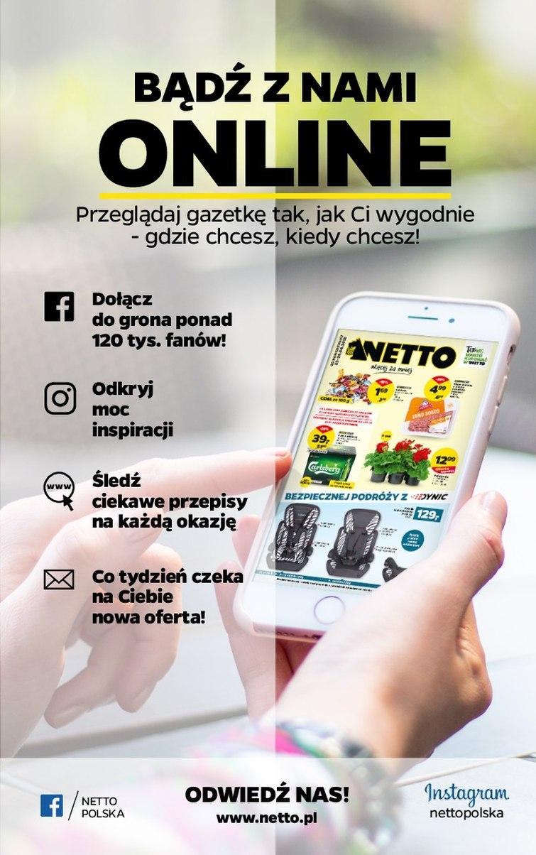 Gazetka promocyjna Netto do 29/04/2018 str.17