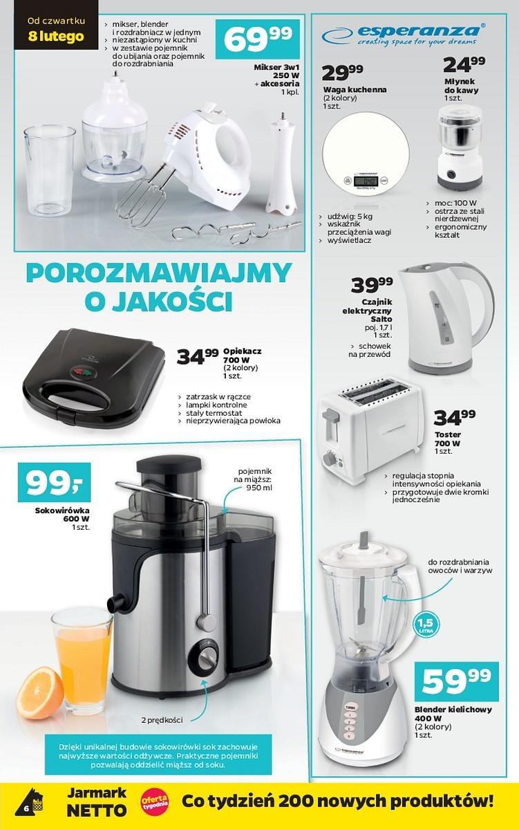 Gazetka promocyjna Netto do 11/02/2018 str.5