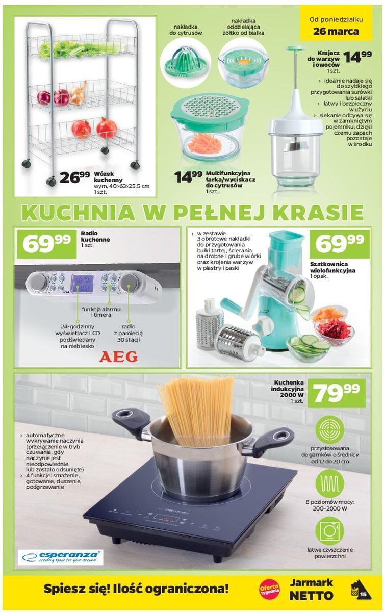 Gazetka promocyjna Netto do 31/03/2018 str.14