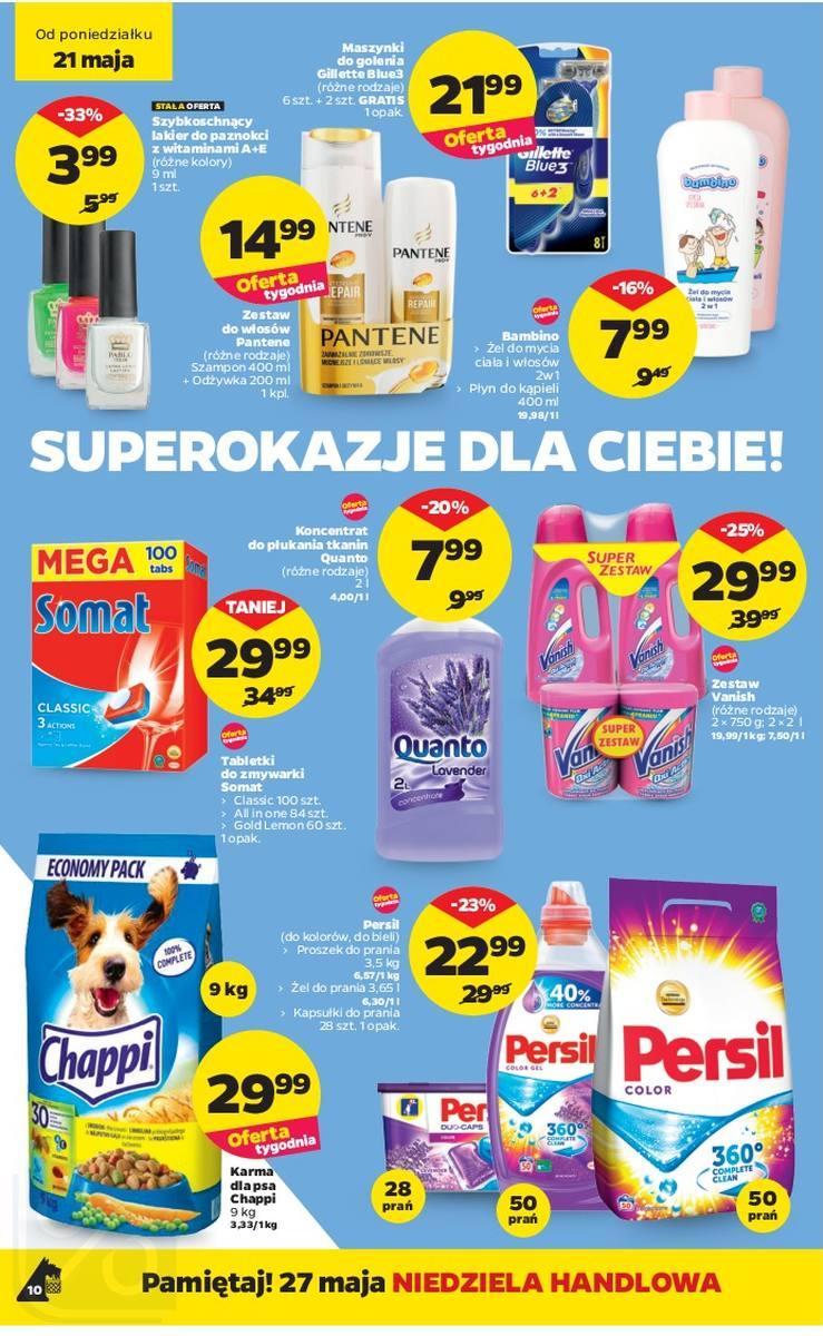 Gazetka promocyjna Netto do 27/05/2018 str.9