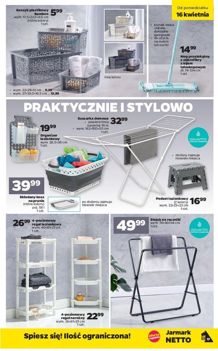 Gazetka promocyjna Netto do 21/04/2018 str.16