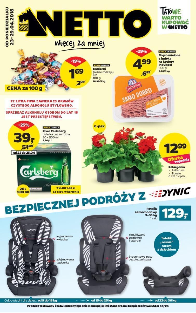 Gazetka promocyjna Netto do 29/04/2018 str.0