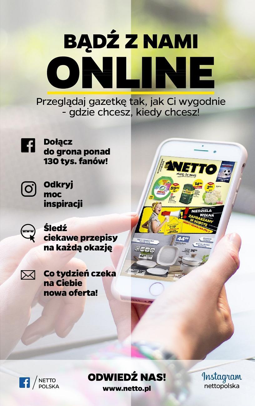 Gazetka promocyjna Netto do 07/07/2018 str.21