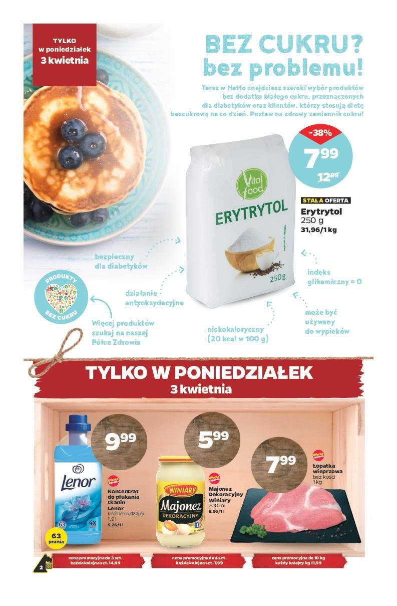 Gazetka promocyjna Netto do 09/04/2017 str.1