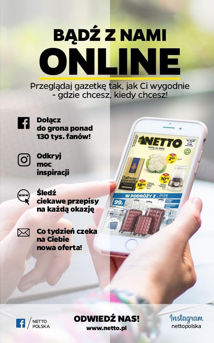 Gazetka promocyjna Netto do 17/06/2018 str.20