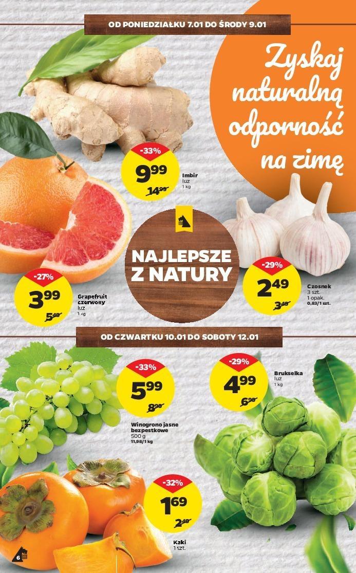 Gazetka promocyjna Netto do 12/01/2019 str.6