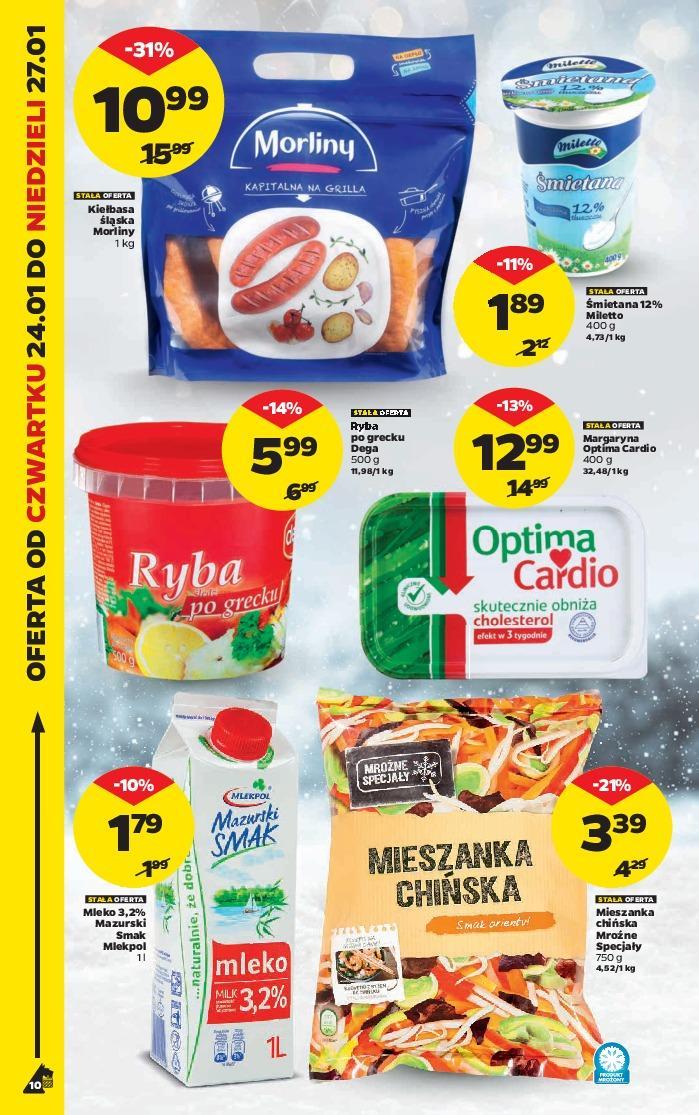Gazetka promocyjna Netto do 27/01/2019 str.9