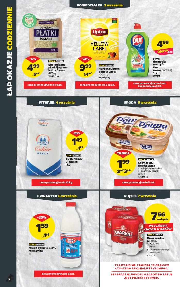 Gazetka promocyjna Netto do 08/09/2018 str.1