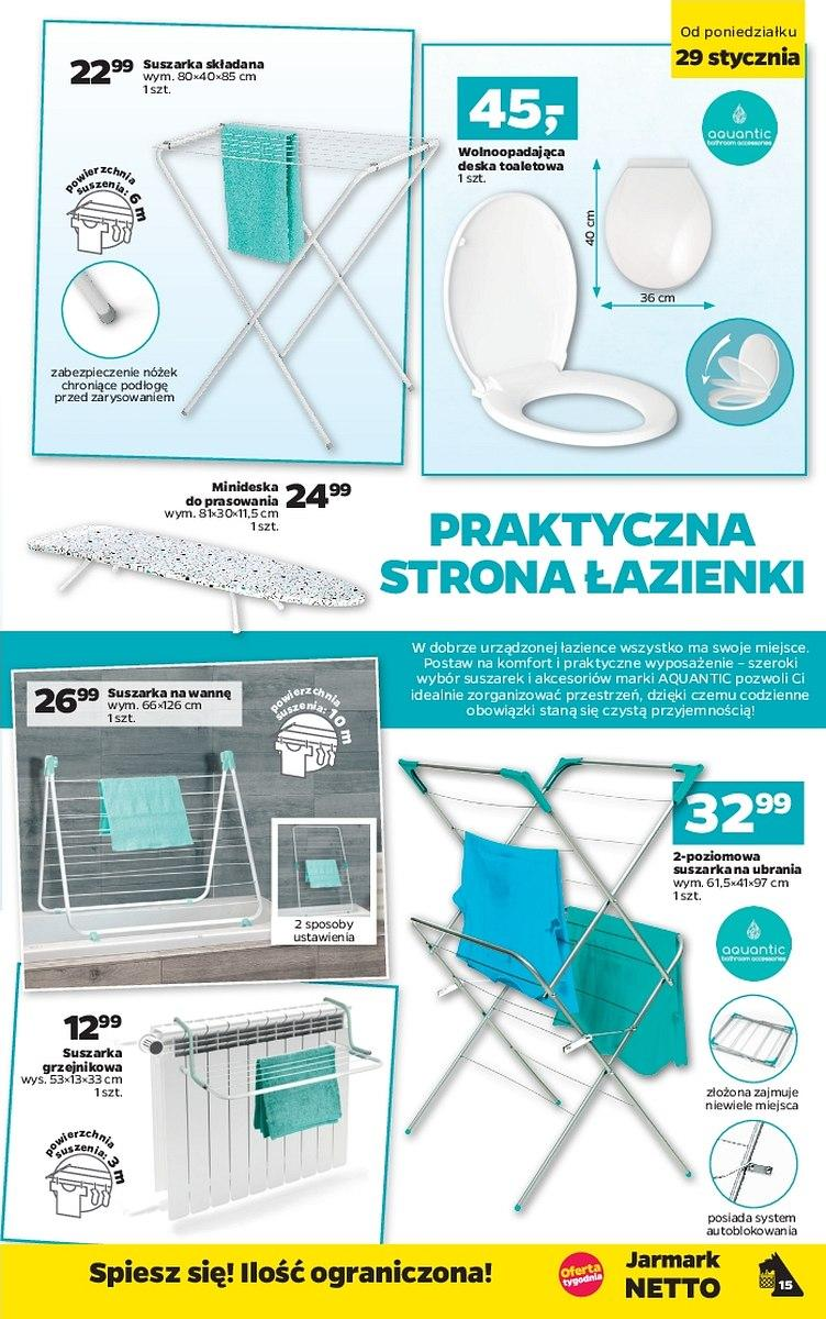 Gazetka promocyjna Netto do 04/02/2018 str.14