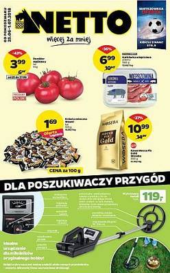 Netto gazetka - od 25/06/2018 do 01/07/2018