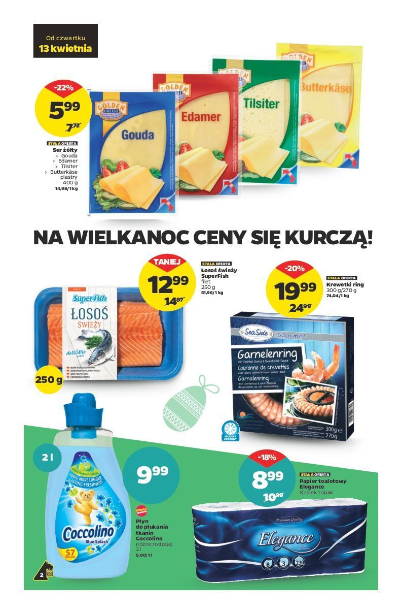 Gazetka promocyjna Netto do 15/04/2017 str.1