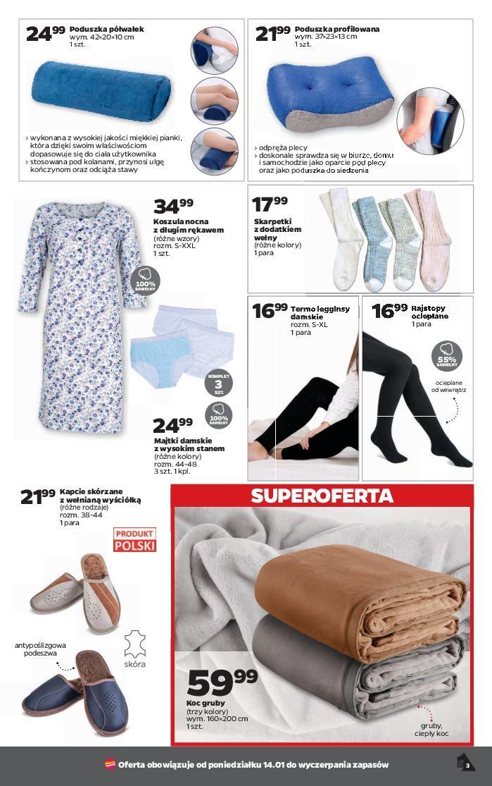 Gazetka promocyjna Netto do 20/01/2019 str.3