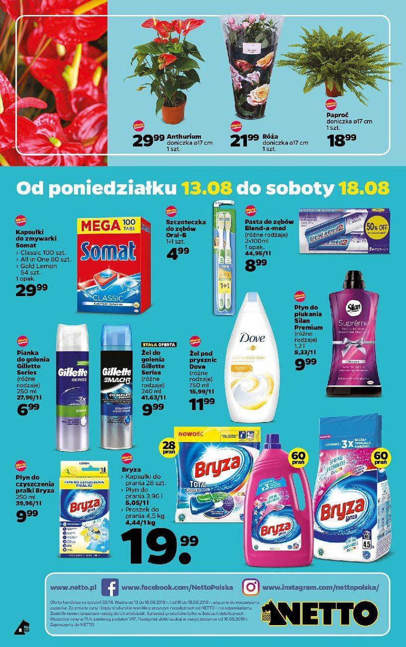 Gazetka promocyjna Netto do 18/08/2018 str.8