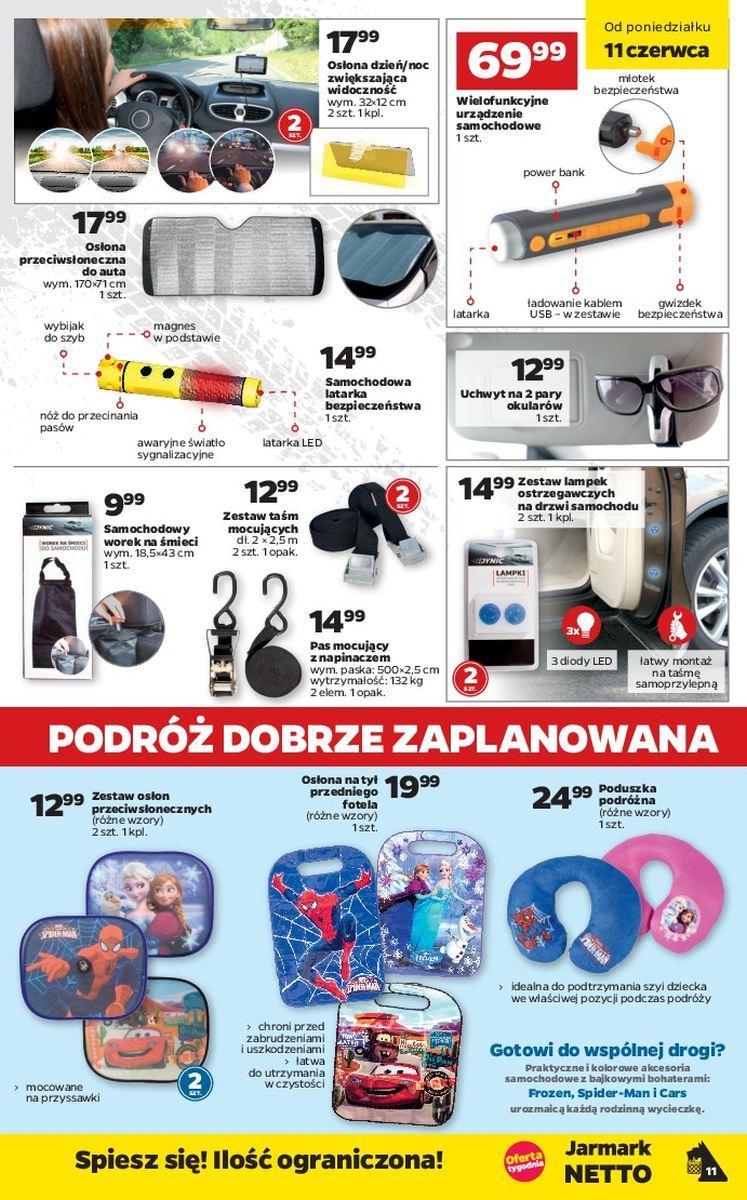 Gazetka promocyjna Netto do 17/06/2018 str.10