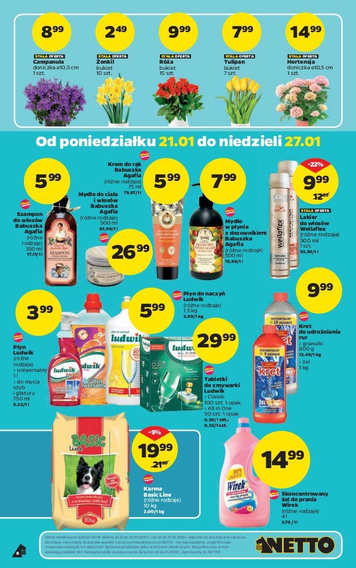 Gazetka promocyjna Netto do 27/01/2019 str.7