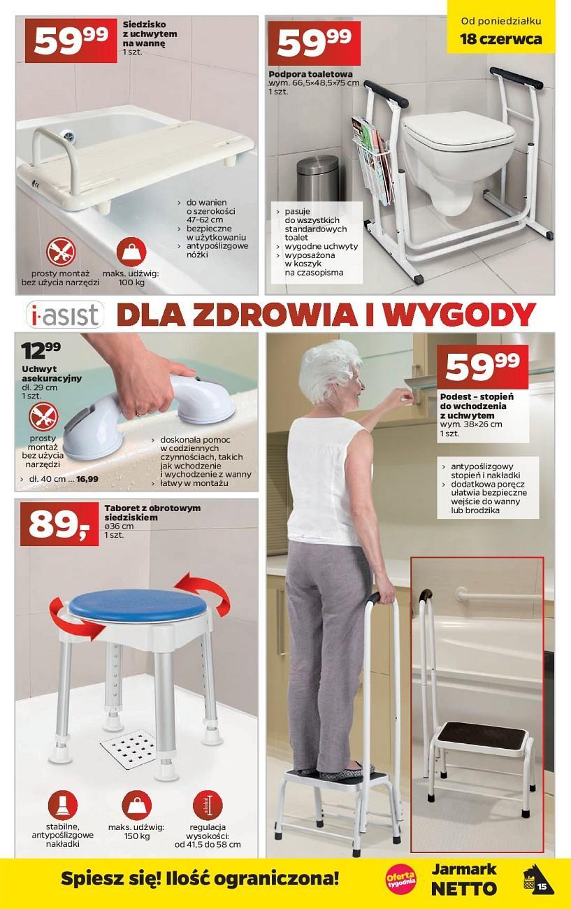 Gazetka promocyjna Netto do 24/06/2018 str.14