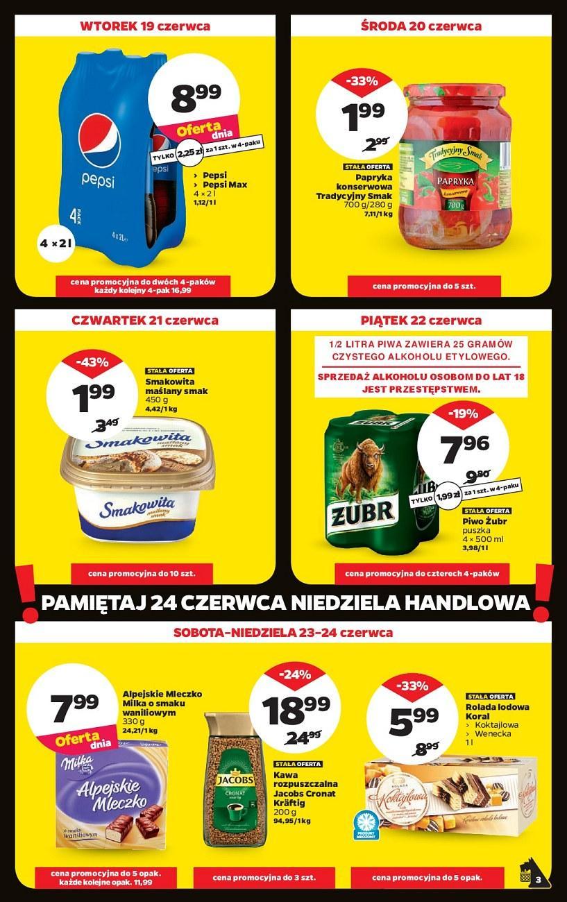 Gazetka promocyjna Netto do 24/06/2018 str.2