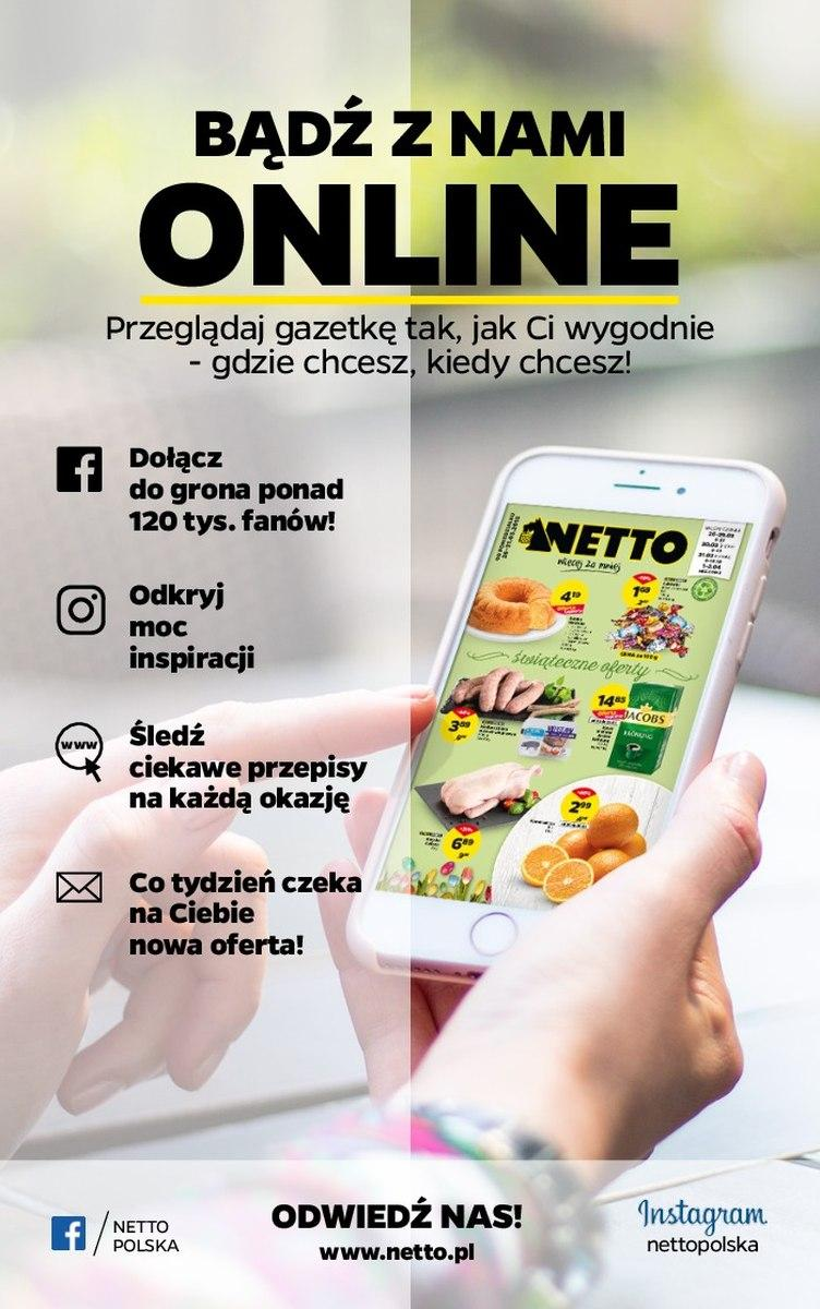 Gazetka promocyjna Netto do 31/03/2018 str.23