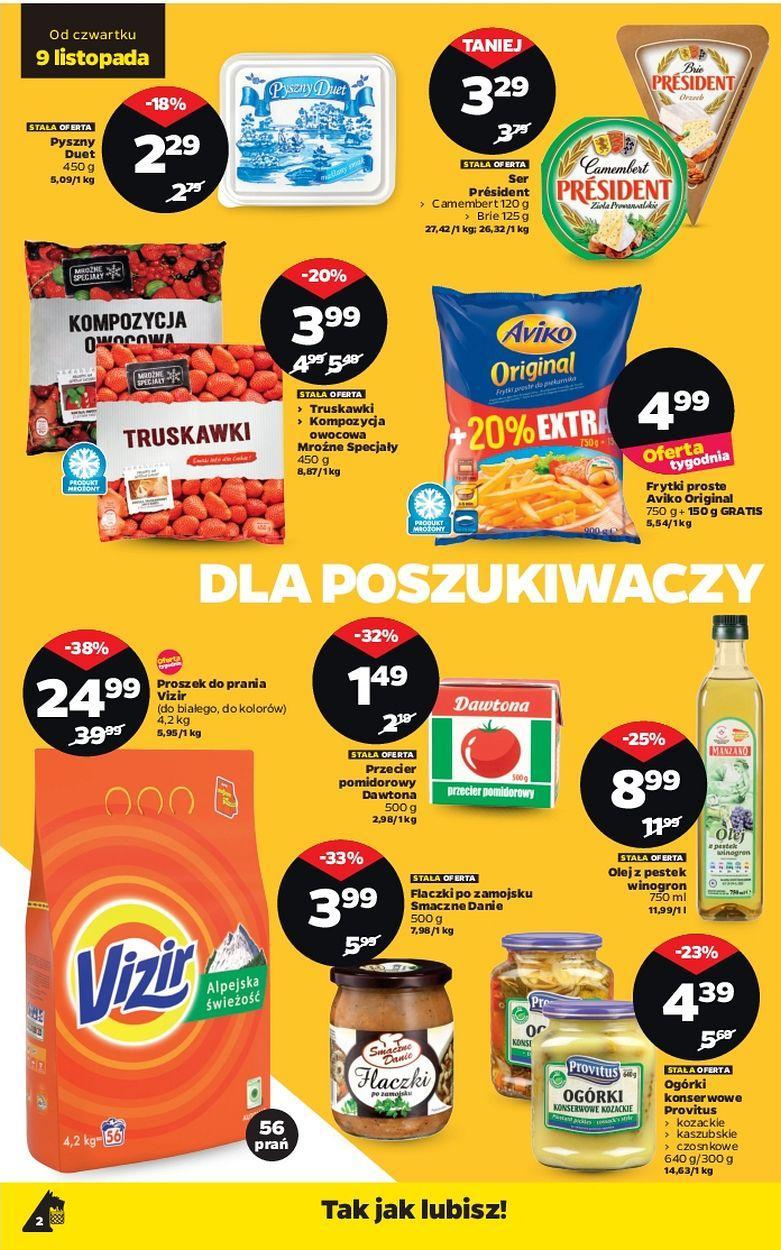 Gazetka promocyjna Netto do 12/11/2017 str.1