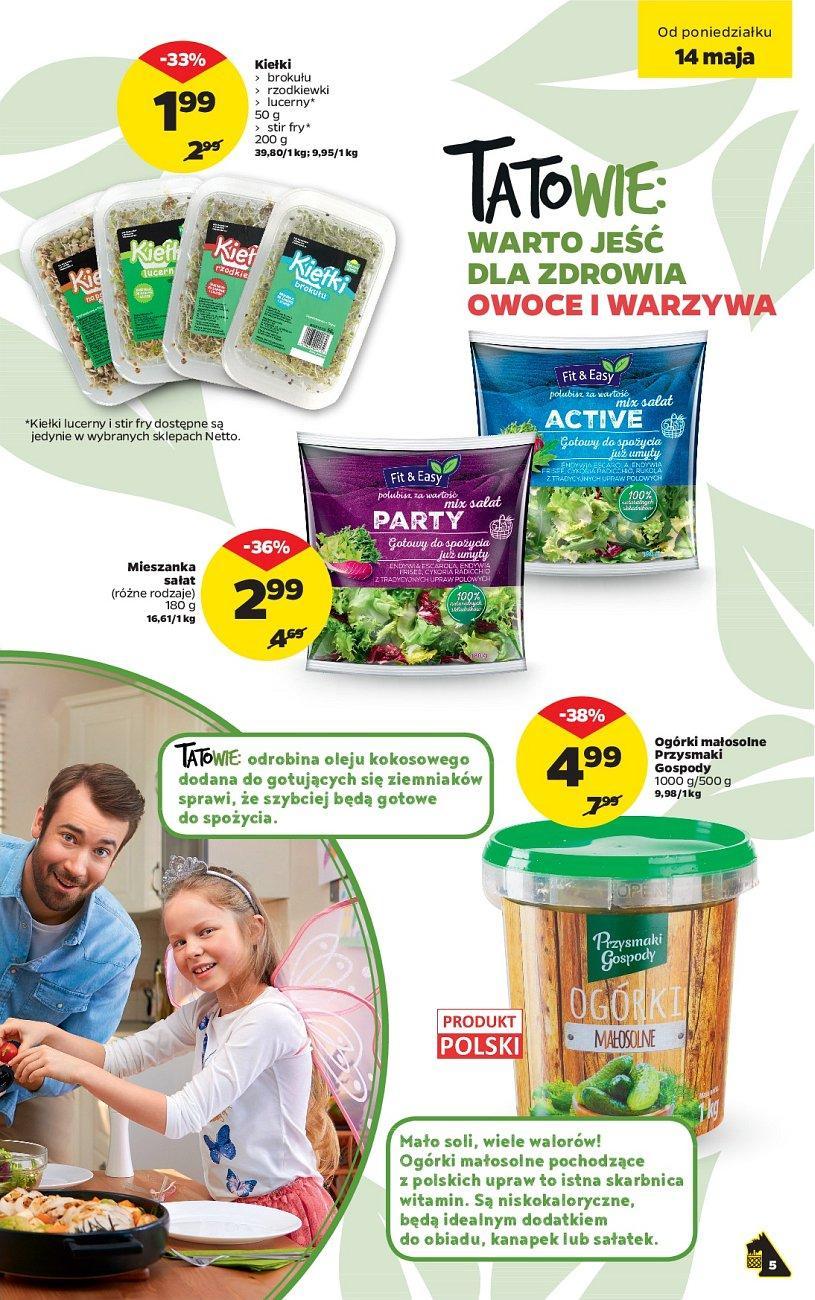 Gazetka promocyjna Netto do 19/05/2018 str.5