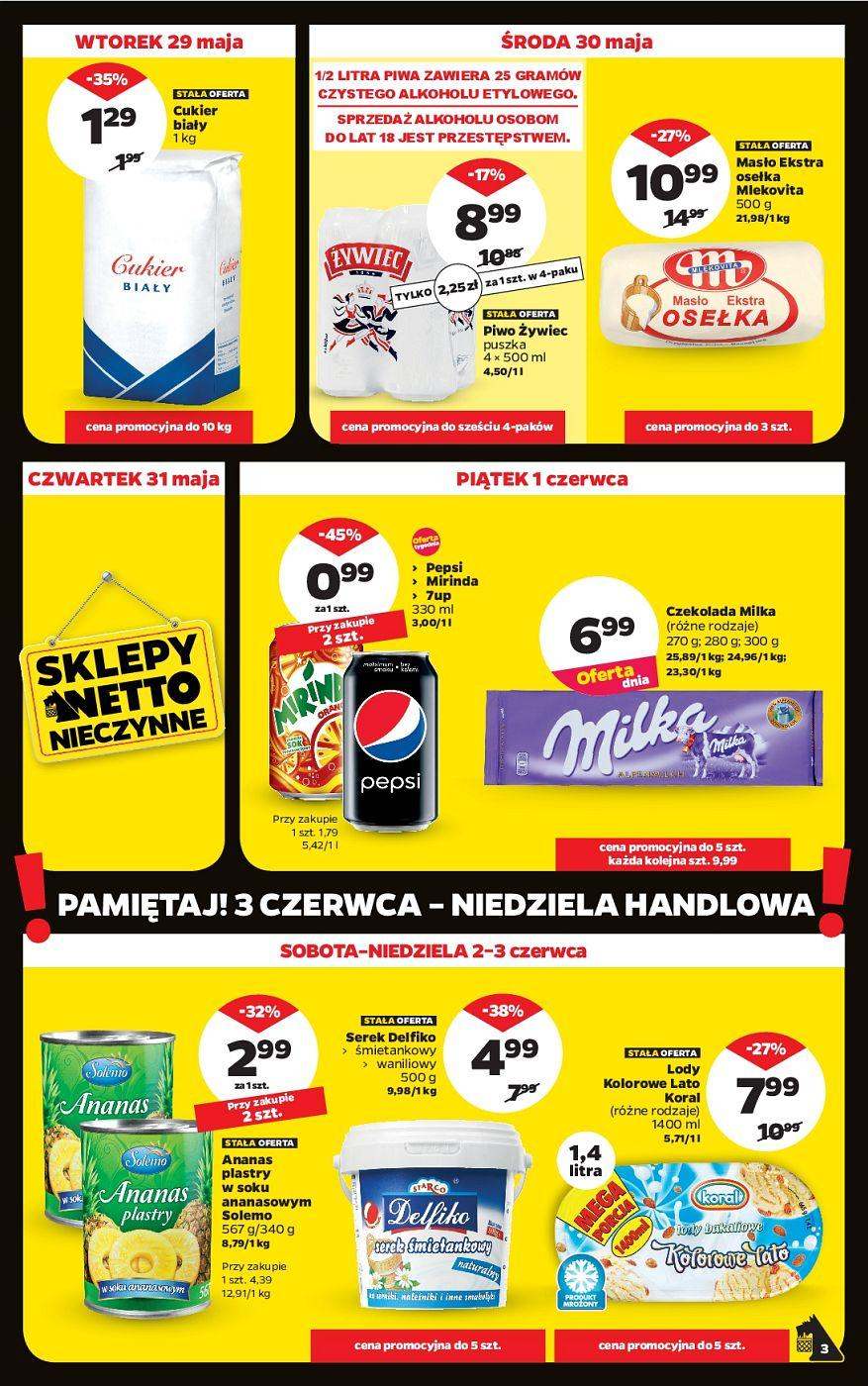 Gazetka promocyjna Netto do 03/06/2018 str.2