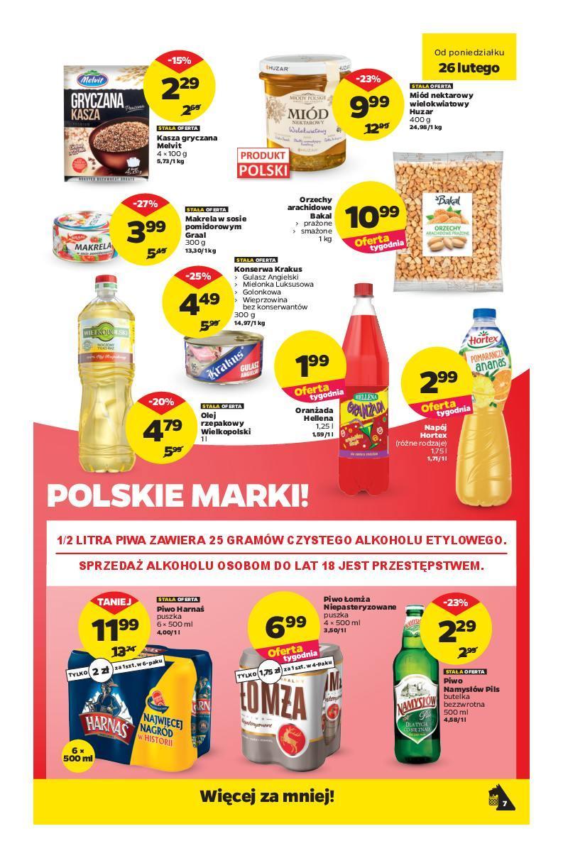 Gazetka promocyjna Netto do 04/03/2018 str.6