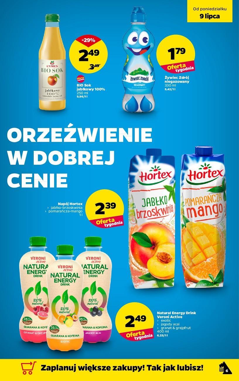 Gazetka promocyjna Netto do 14/07/2018 str.25