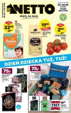 Netto gazetka - od 28/05/2018 do 03/06/2018