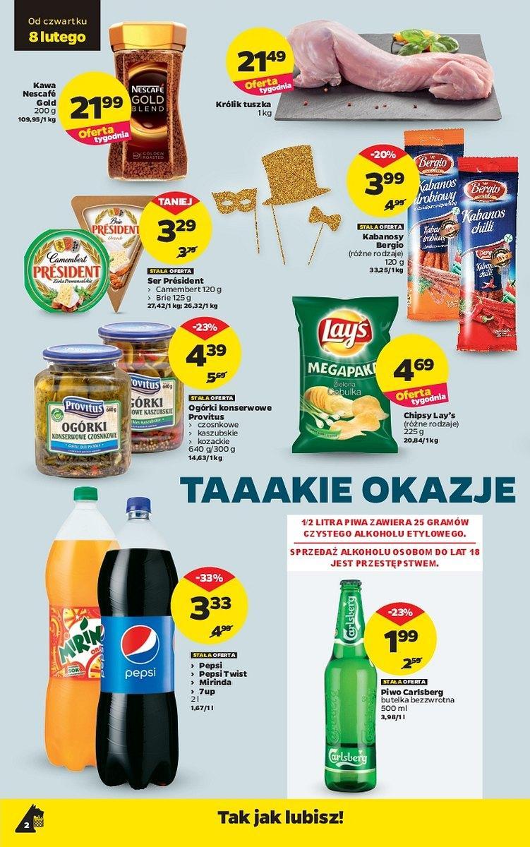 Gazetka promocyjna Netto do 11/02/2018 str.1
