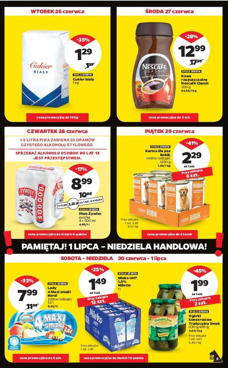 Gazetka promocyjna Netto do 01/07/2018 str.2
