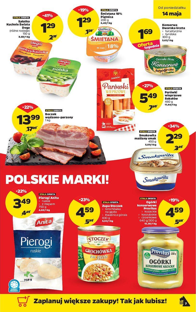 Gazetka promocyjna Netto do 19/05/2018 str.7