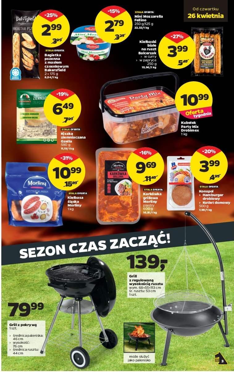 Gazetka promocyjna Netto do 29/04/2018 str.2