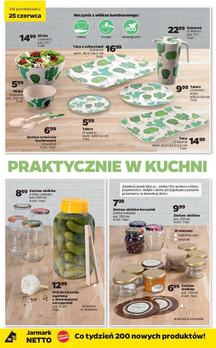 Gazetka promocyjna Netto do 01/07/2018 str.17