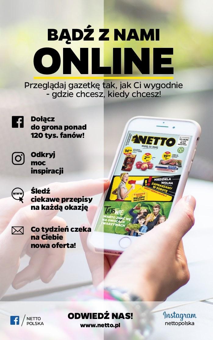 Gazetka promocyjna Netto do 14/04/2018 str.23