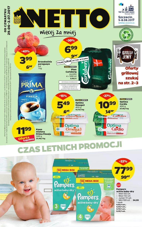 Gazetka promocyjna Netto do 02/07/2017 str.0