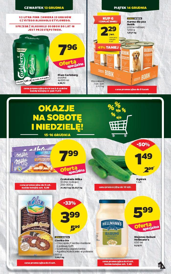 Gazetka promocyjna Netto do 15/12/2018 str.3
