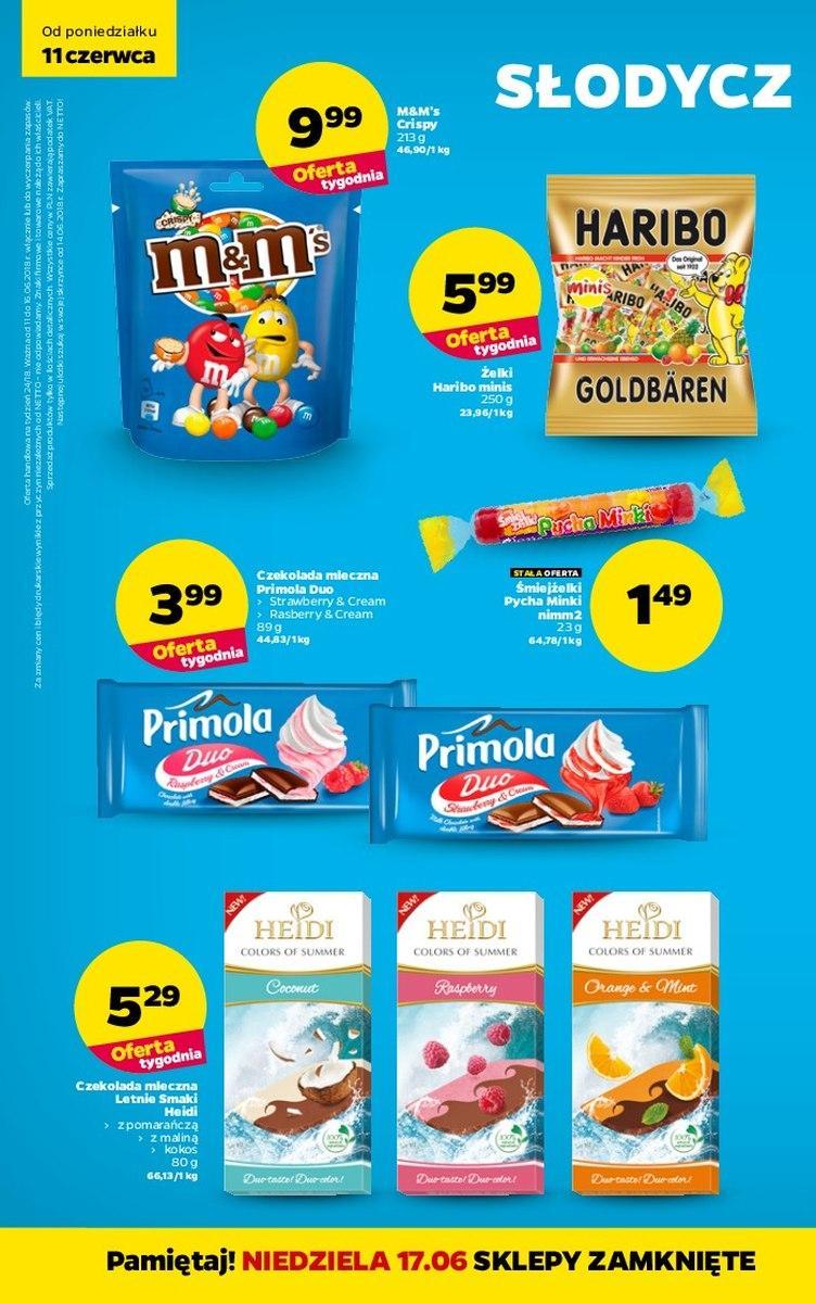 Gazetka promocyjna Netto do 17/06/2018 str.15