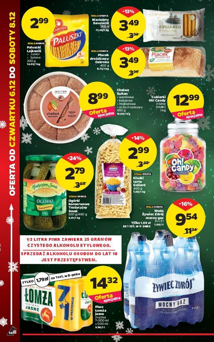 Gazetka promocyjna Netto do 08/12/2018 str.14