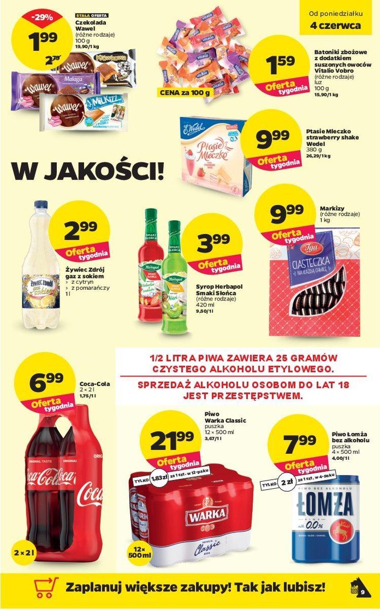 Gazetka promocyjna Netto do 09/06/2018 str.8