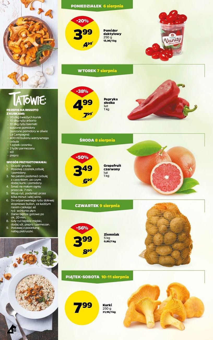 Gazetka promocyjna Netto do 11/08/2018 str.4