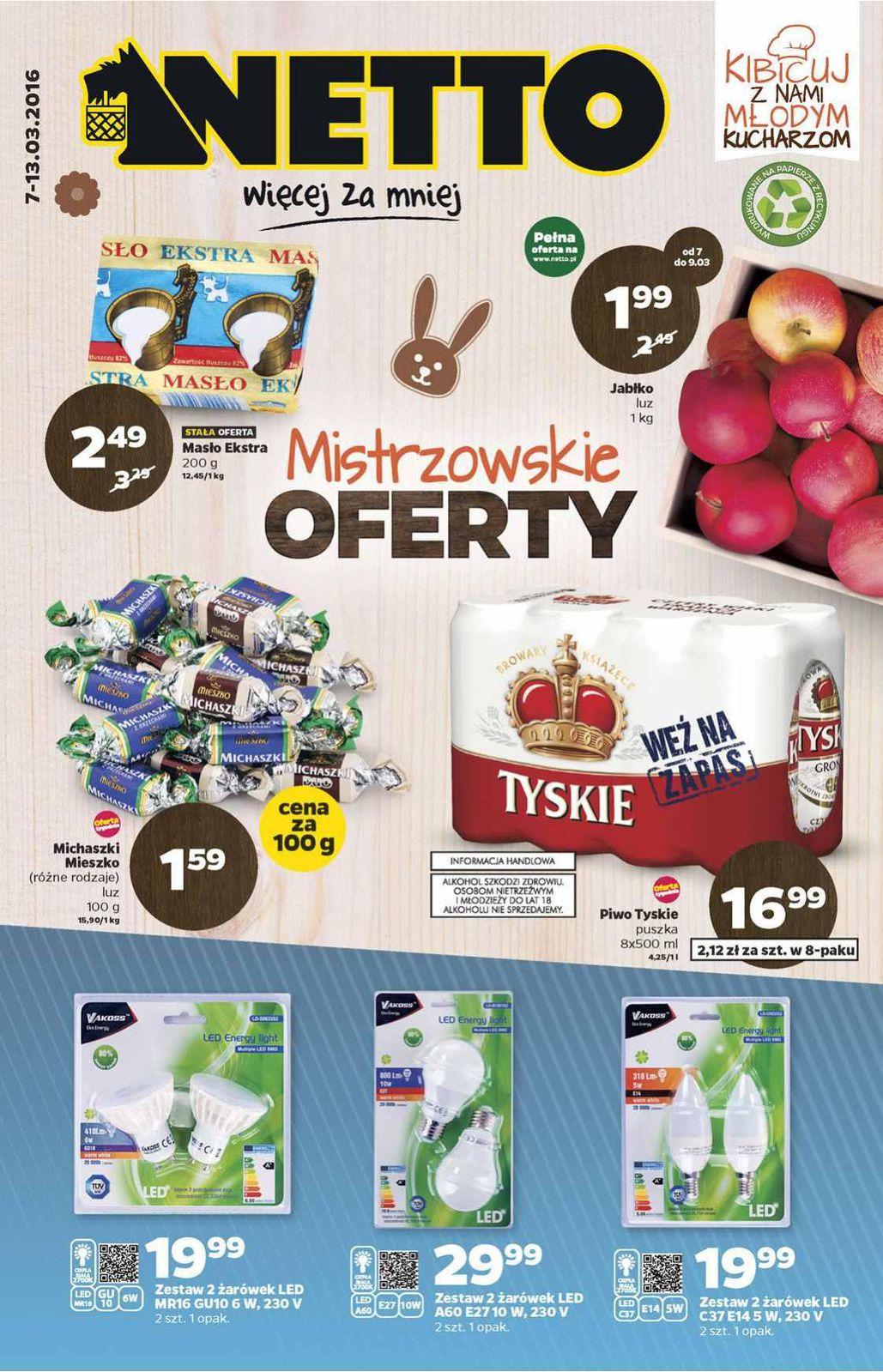 Gazetka promocyjna Netto do 13/03/2016 str.0