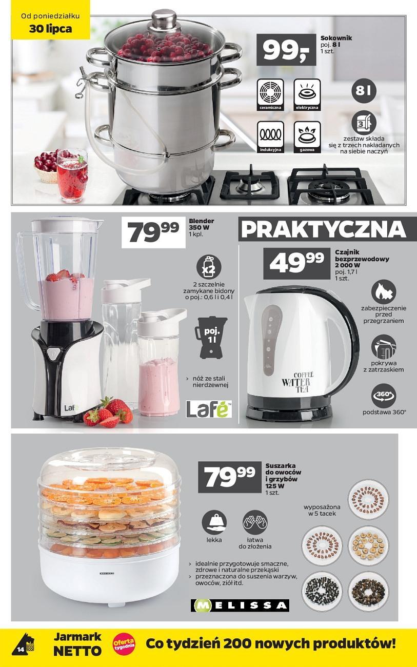 Gazetka promocyjna Netto do 05/08/2018 str.13