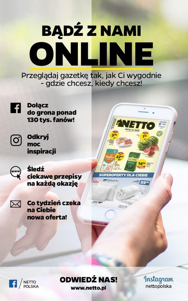 Gazetka promocyjna Netto do 29/07/2018 str.19