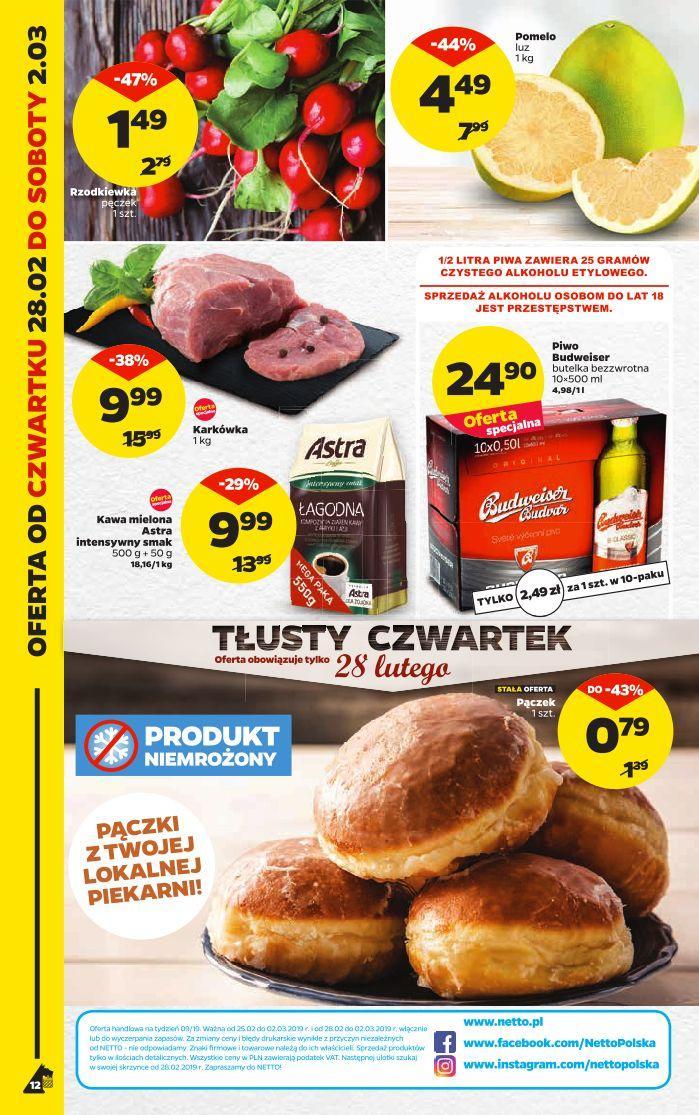 Gazetka promocyjna Netto do 03/03/2019 str.11