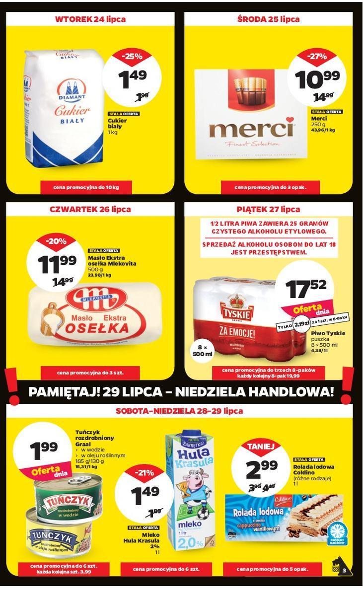 Gazetka promocyjna Netto do 29/07/2018 str.2