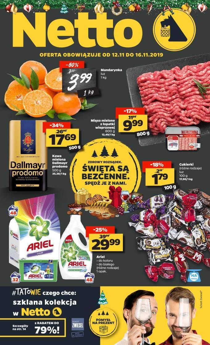 Gazetka promocyjna Netto do 16/11/2019 str.1